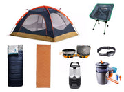 Camping Package For One
