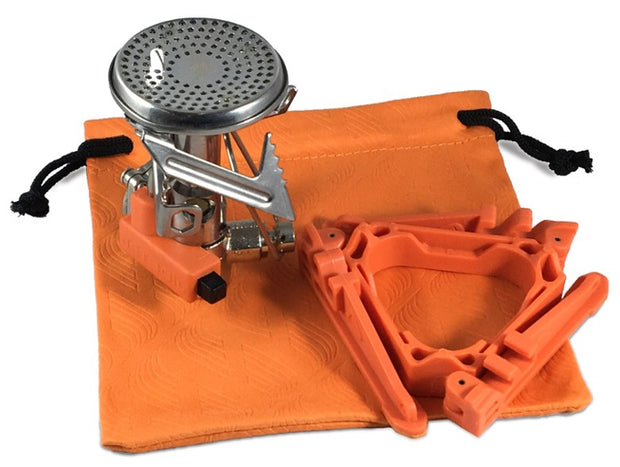 Jetboil MightyMo Backpacking Stove (with Gas)