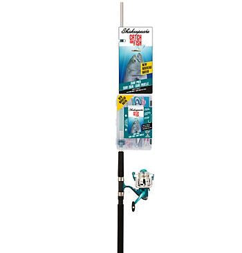 Shakespeare Kids Fishing Rod and Reel Combo