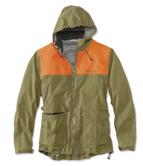Toughshell Waterproof Upland Jacket