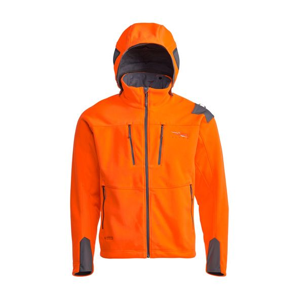 Stratus Windstopper Jacket