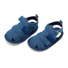 Load image into Gallery viewer, 2018 Canvas Jeans New Baby Moccasins Child Summer Boys 7 Style Fashion Sandals Sneakers Infant Shoes 0-18 Month Baby Sandals