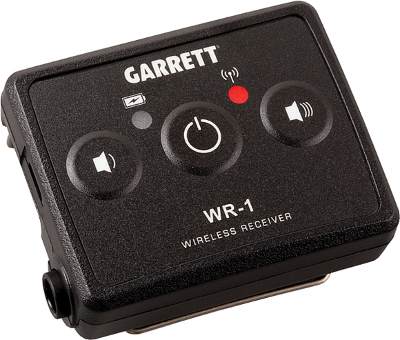 Garrett  Z-Lynk WR-1 Wireless Receiver For¼