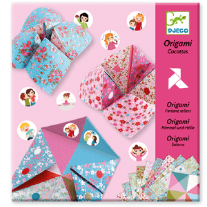 Origami - Cocottes à gages