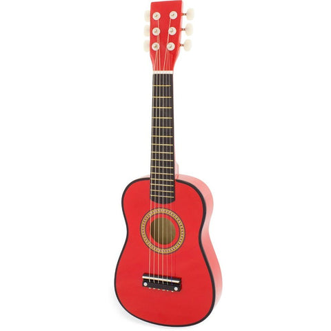 GUITARE : ROUGE