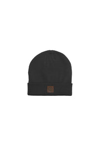 PATCH, beanie anthracite - QHUIT Streetwear
