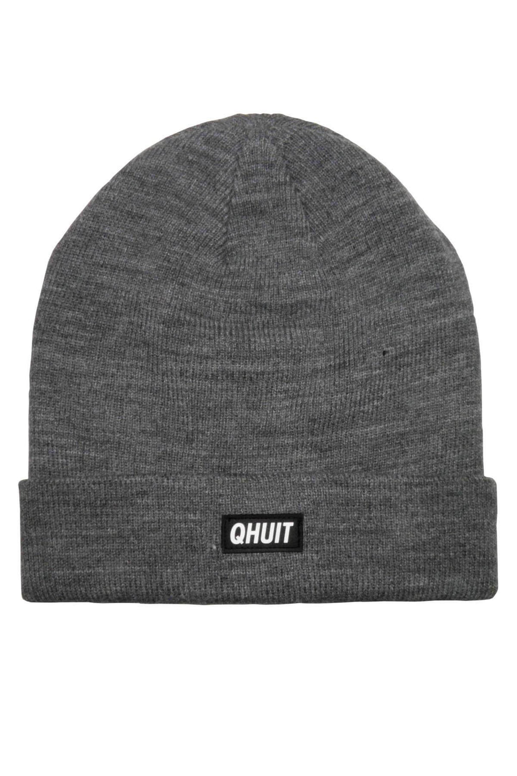 QHUIT, Beanie heather grey