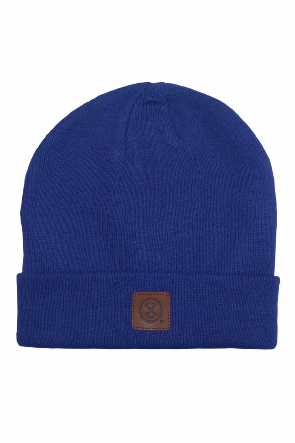 PATCH, beanie blue - QHUIT Streetwear