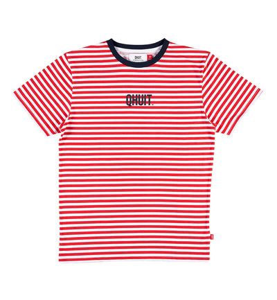 STRIPES, T-shirt red