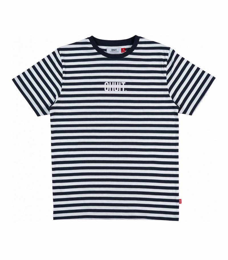 STRIPES, T-Shirt navy