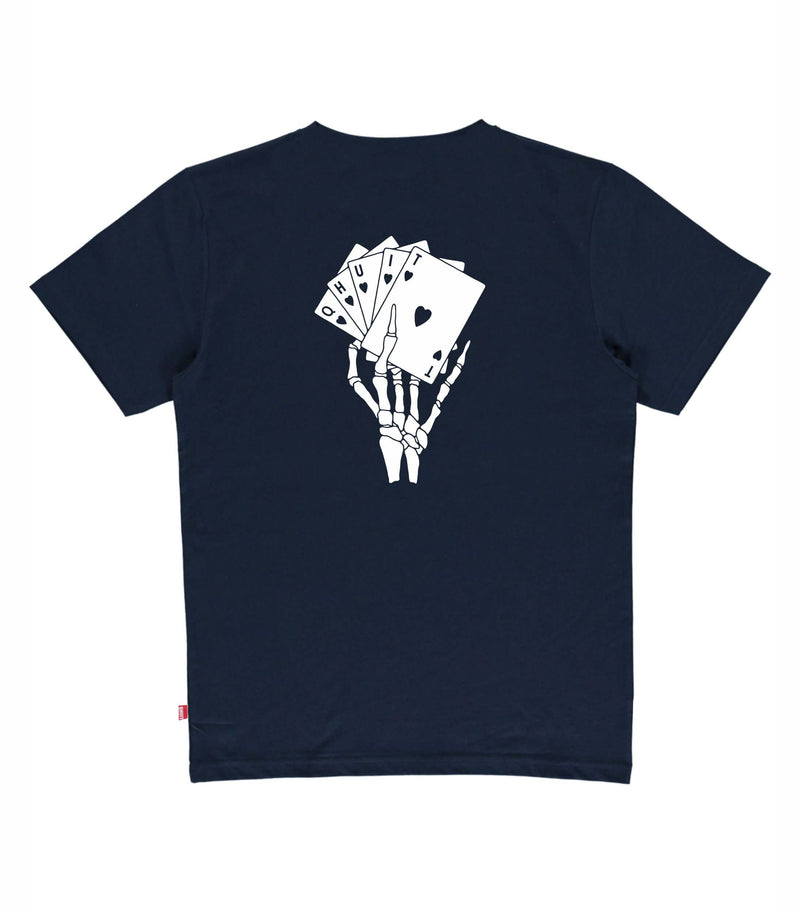 CARDS, T-Shirt navy