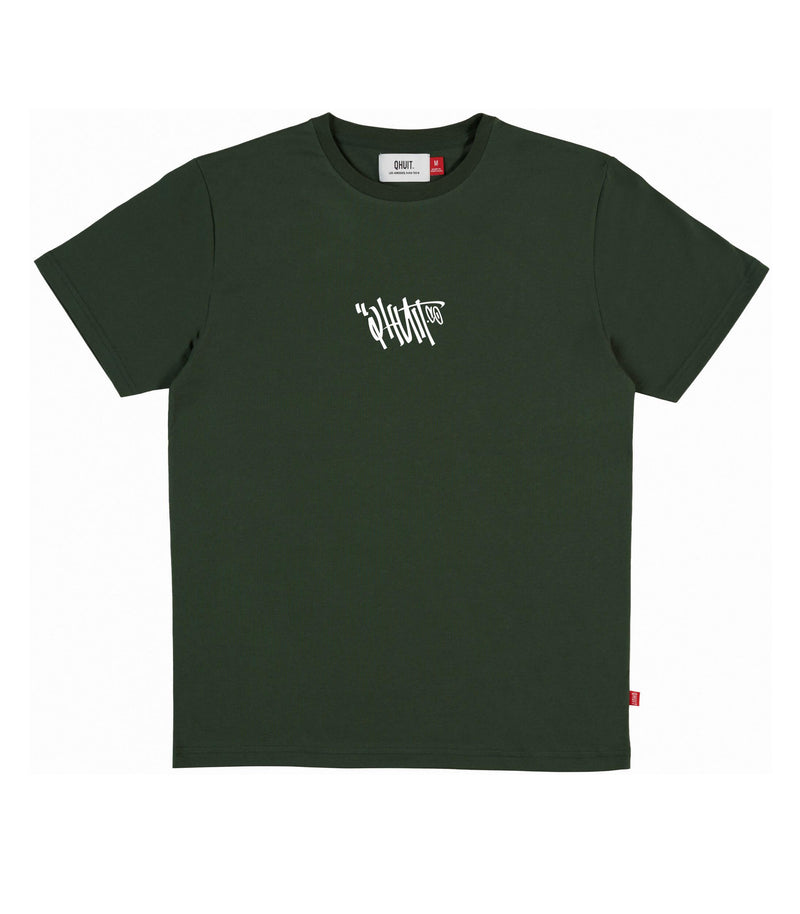 WRITER, T-Shirt green