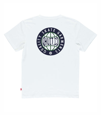 QHUIT CO, T-Shirt white