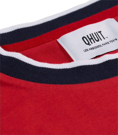 SCHOOL, T-Shirt Red