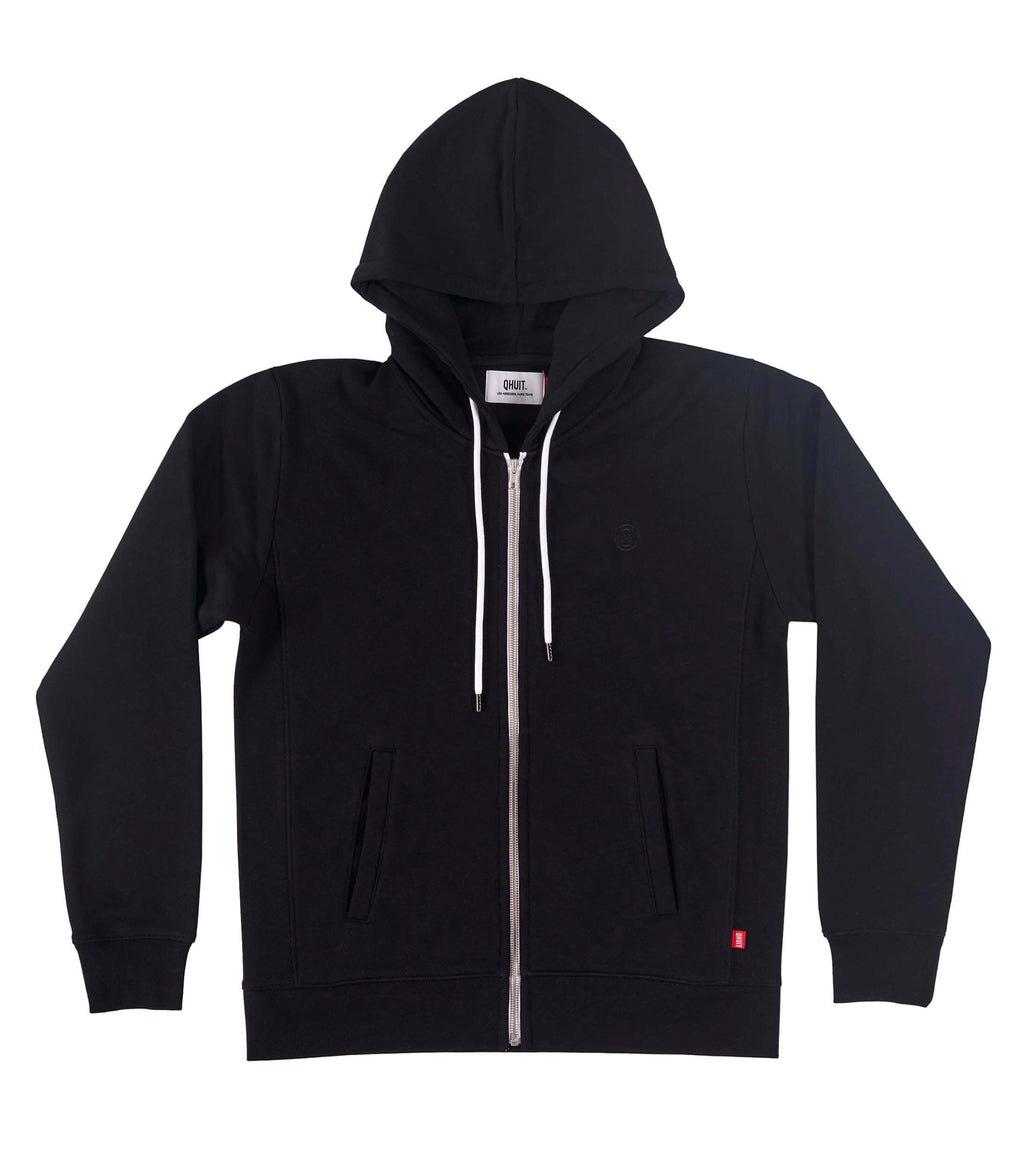 JOGGING, Zipper black