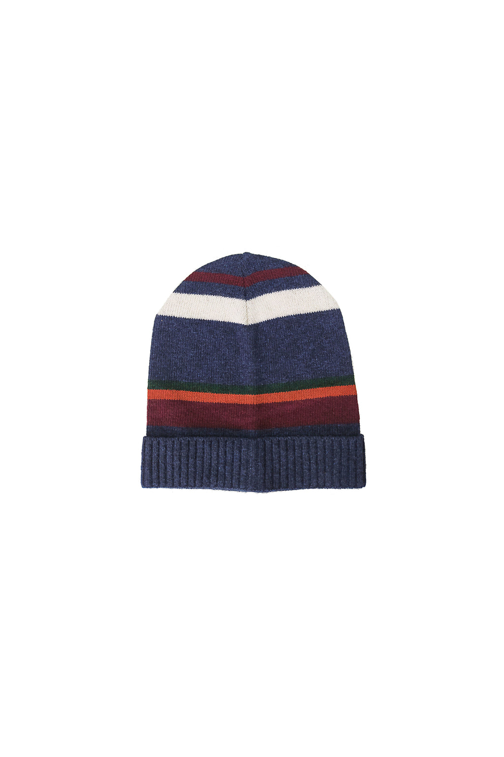 FOUR STRIPES, beanie navy