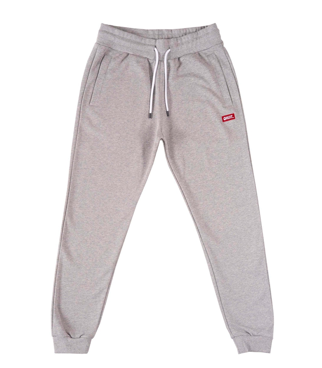 JOGGING, Pant Logobox grey