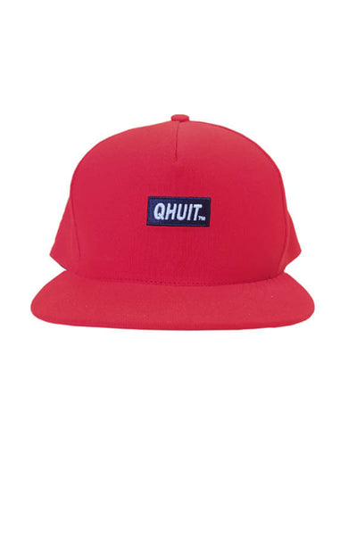 LOGOBOX, Snapback red