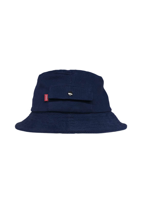 BUCKET, Navy Hat
