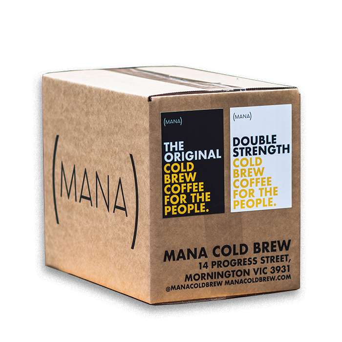 Mana - Mixed Case of 4