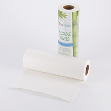 Load image into Gallery viewer, Reusable Bamboo Paper Towels