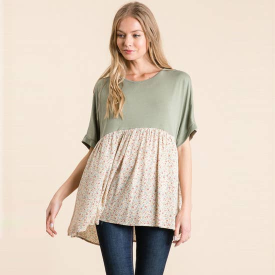 The Sage Top
