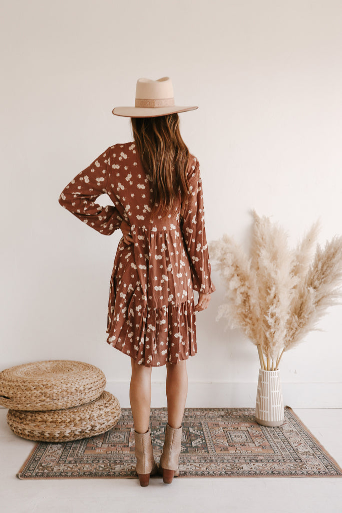 Daisy Tiered Dress