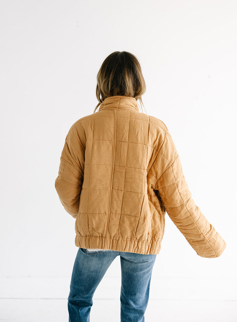 Sundance Quilted Jacket