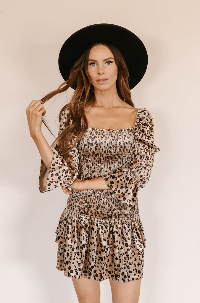 The Blair Leopard Set