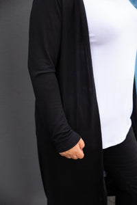 Perri Cardigan in Black