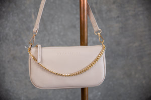 So-ho Bag in Laite with chain