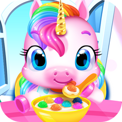My baby unicorn - Licorne France