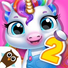 My baby unicorn 2 - Licorne France