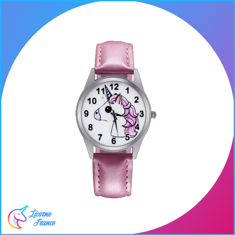 Montre Licorne Simple
