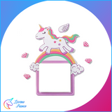 Sticker Interrupteur 3D