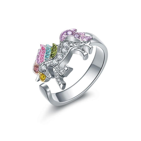 Bague Licorne Majestueux - Licorne France
