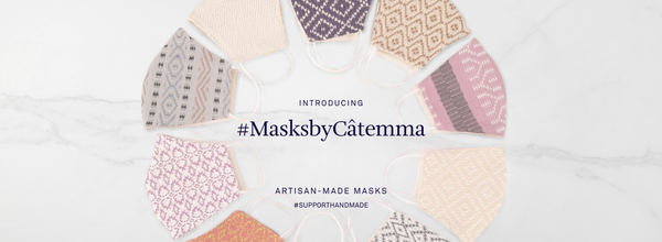 #Artisan-Made Masks