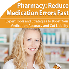 How pharmacies prevent medication errors