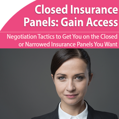 Getting on closed insurance panels