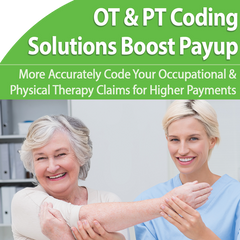 Occupational therapy coding and billing