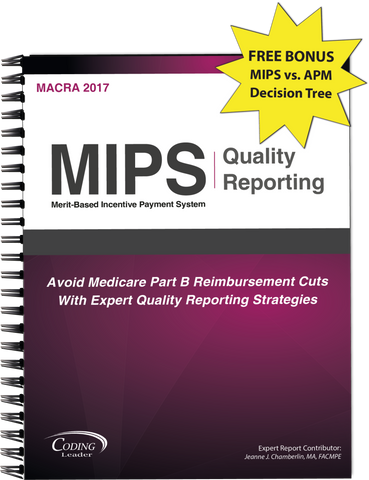 MIPS Quality Reporting