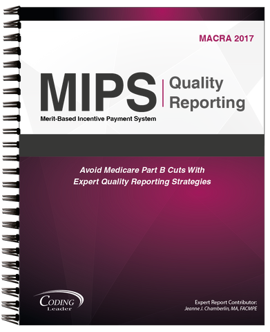 MIPS Quality Reporting Expert Report
