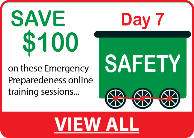Save $100 on SAFETY Online Training