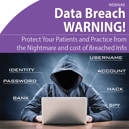 HIPAA: Take Action Against Data Breaches