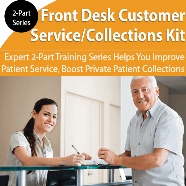 Front Desk 2-Part Series: Head Off Service Disasters & Boost Collections