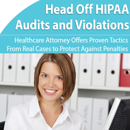 HIPAA Audit Prevention Strategies