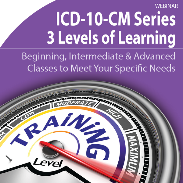ICD-10 3 Part Learning Series