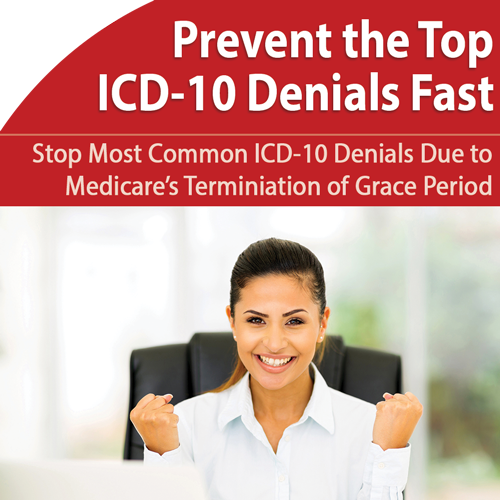 ICD-10 Denial Avoidance and Management
