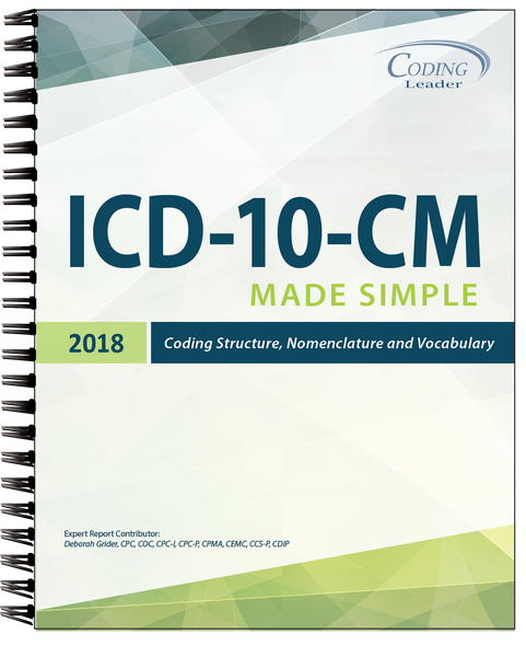 ICD-10-CM: Master Coding Structure, Nomenclature and Vocabulary Expert Report (PDF)