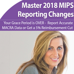 MACRA quality reporting